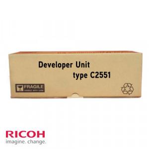 Блок проявки тип MP C2551