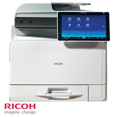 RICOH MP C407SPF